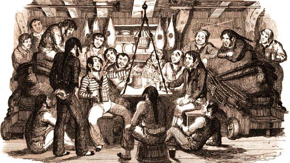 How Sailors of Old Shaped Contemporary Drinking Habits